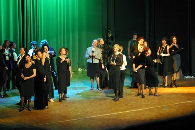 "Frankfurter Chor ""Die Dissonanten Tanten"""